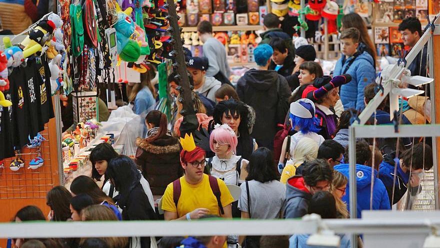 La CometCon volverá a lo grande para instalarse en la Feria de Muestras