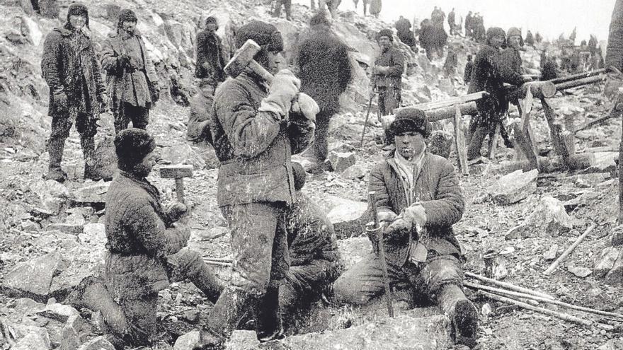 Un cirujano español en los campos de Stalin