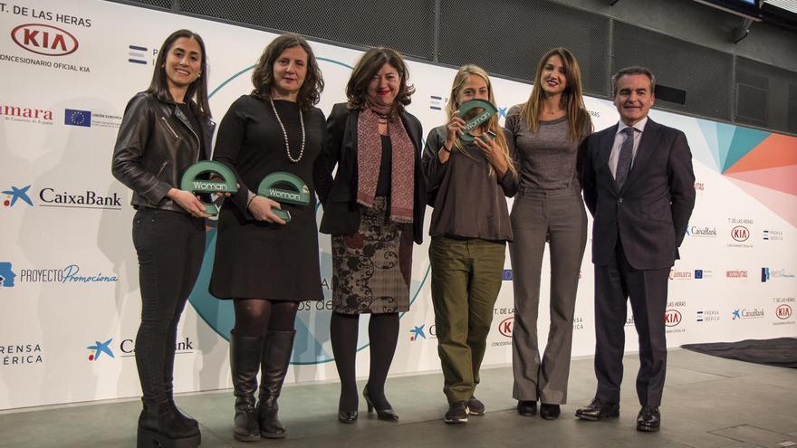Gala final eWoman 2019, els guardons de les dones emprenedores i inspiradores