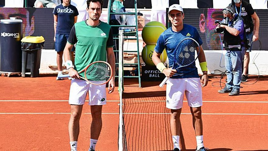 Munar pierde la final del Andalucia Open ante el italiano Mager