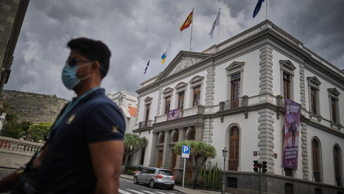Ayuntamiento de Santa Cruz de Tenerife.