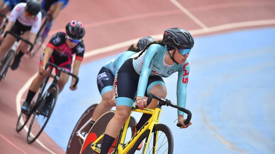 Liga Nacional de ciclismo en Torre Pacheco