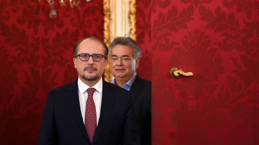 El conservador Schallenberg, nuevo canciller de Austria tras la dimisión de Kurz