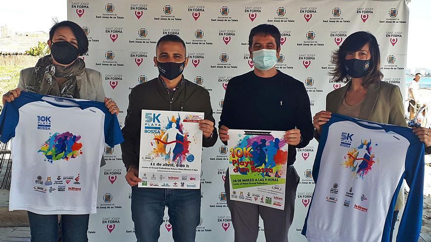 El 10K Platja d'en Bossa renueva la ilusión del atletismo en Ibiza