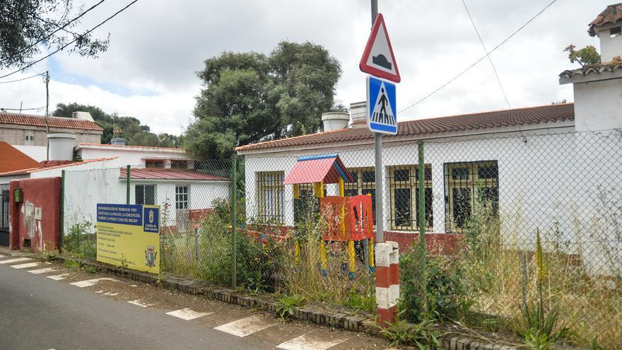 Las escuelas unitarias de La Atalaya y Pino Santo serán viviendas sociales