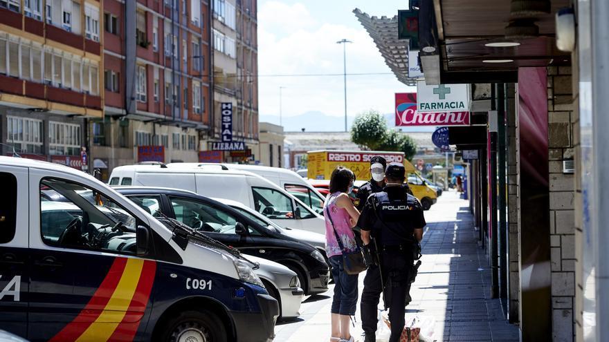 Detenido en Santander un joven que encerraba a su madre mientras hacía fiestas con amigos