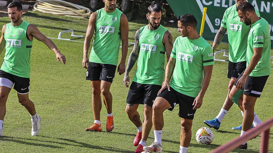 La plantilla lo tiene claro: «Frente al Espanyol hay que ganar como sea»