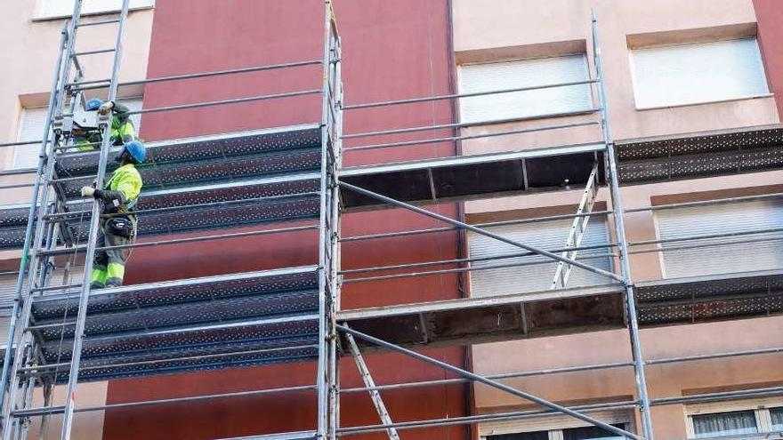 Foro reprocha la escasa inversión dedicada a la rehabilitación de fachadas en 2020