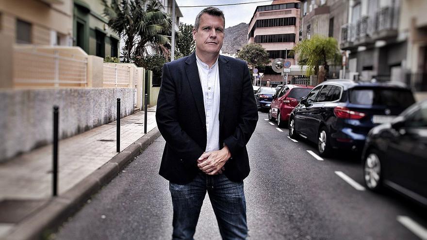 """Carlos Cuadrado: """"Nuestro partido no fue claro al trasladar los pactos en las Islas"""""""