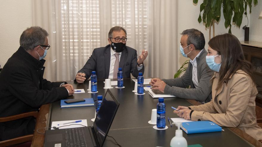 Castellón optará a fondos de la UE para crear más riqueza