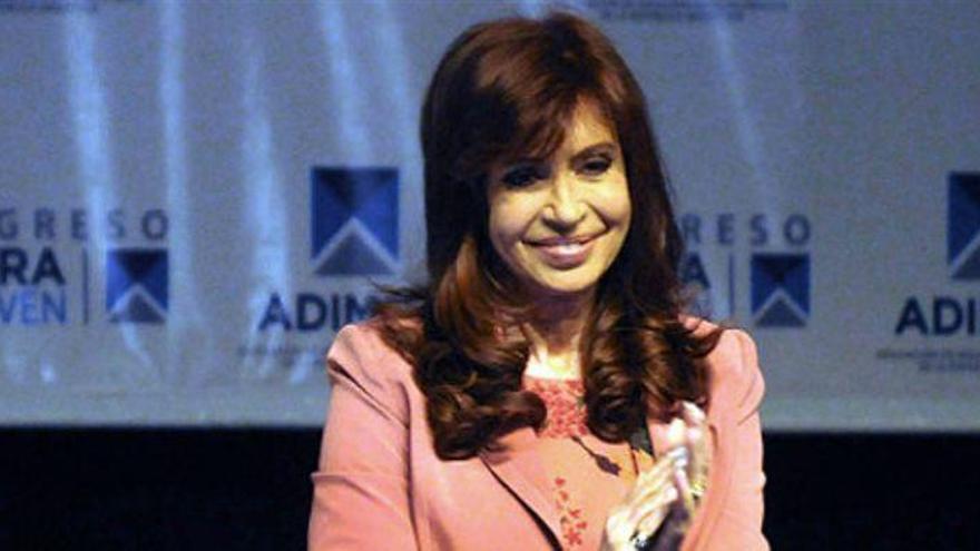 """Acusan a la vicepresidenta argentina de dar """"un golpe a la Constitución"""""""