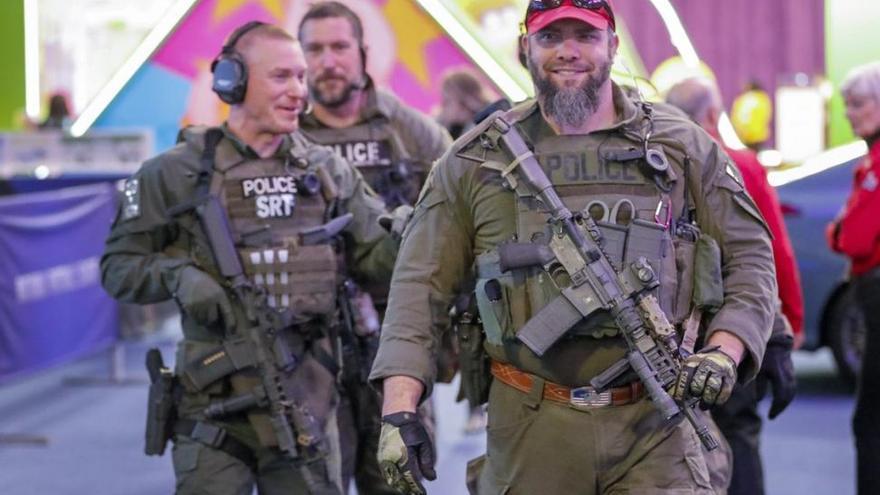 Los periodistas de la Super Bowl serán controlados por radiofrecuencia