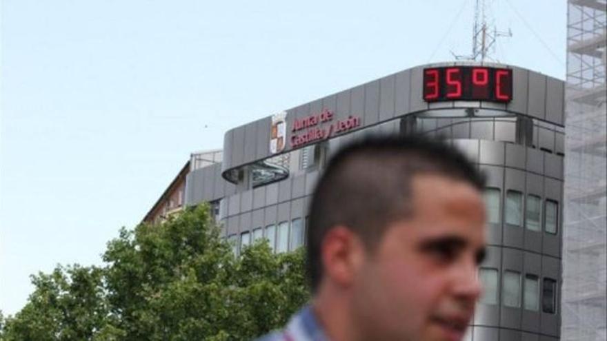 Julio, el mes con las temperaturas máximas más altas de la historia en Zamora