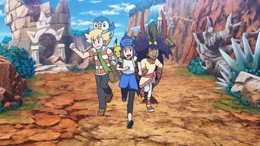 'Pokémon Masters' llegará este verano a los móviles
