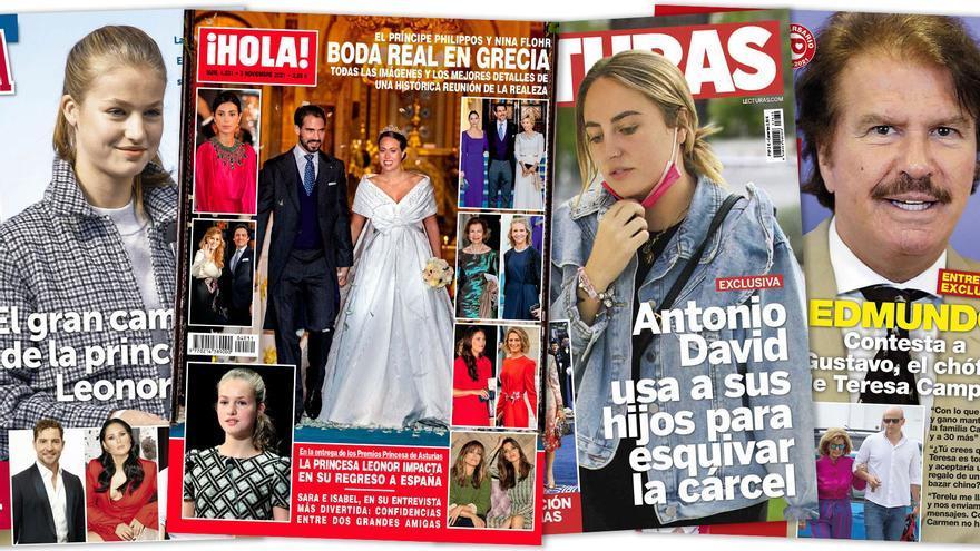 La boda griega que hizo a todos mirar hacia Asturias