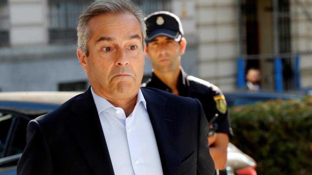 El juez Manuel García-Castellón.