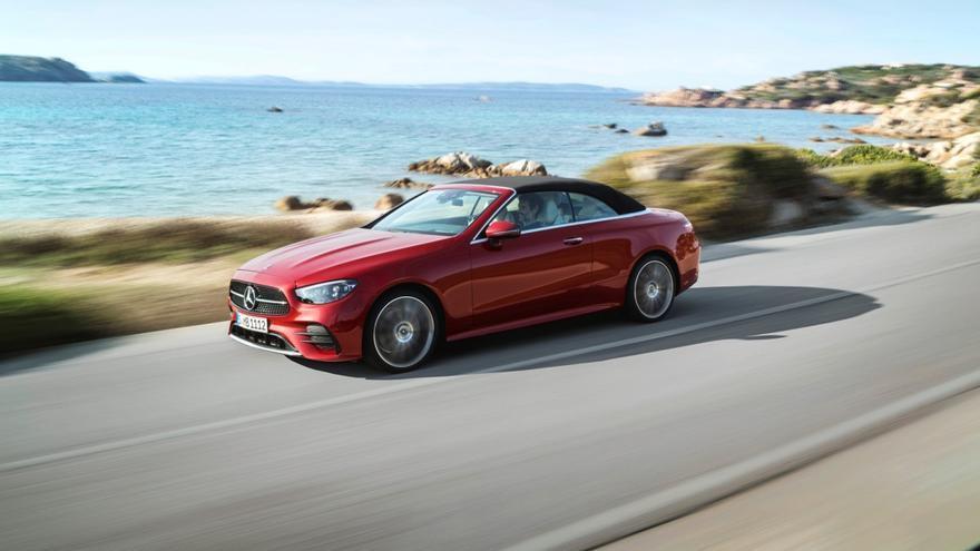 Nuevos Mercedes-Benz Clase E Coupé y Cabrio: Estos son sus precios para España