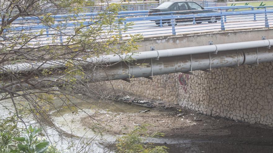 Nadie quiere limpiar el Barranco de las Ovejas en Alicante