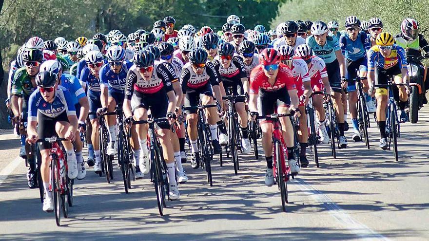El Trofeo Camp de Morvedre contará con más de 140 ciclistas