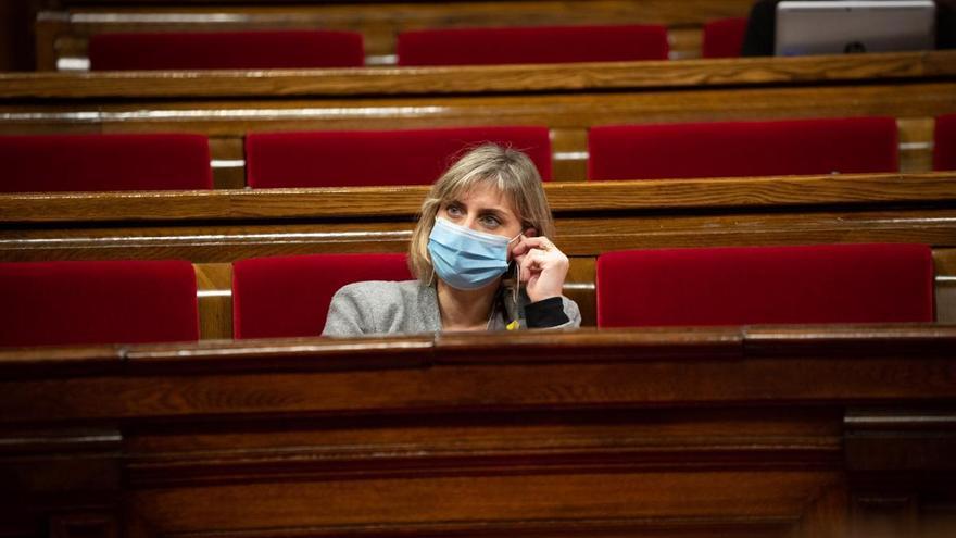 """Vergés diu que Catalunya vacunarà des del dia 27 """"si arriben"""" les dosis"""