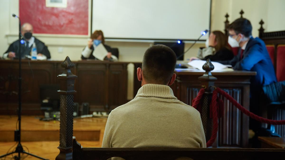 Juicio en la Audiencia Provincial de Zamora.