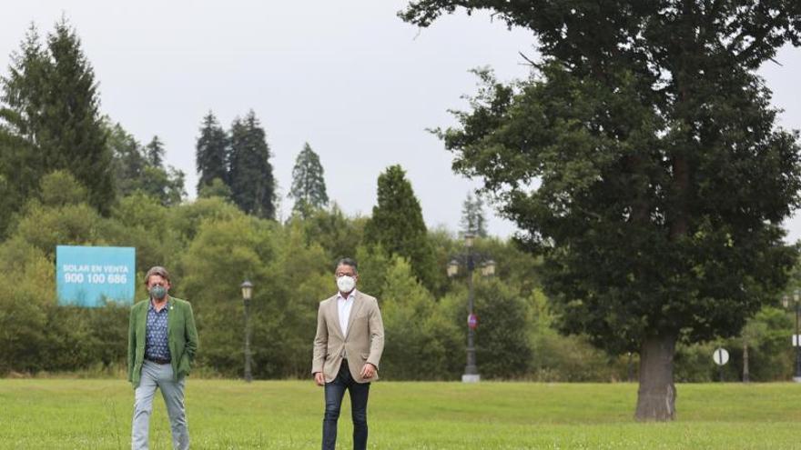 El Ayuntamiento de Oviedo exigirá a los propietarios de los solares vacíos de La Manjoya su limpieza