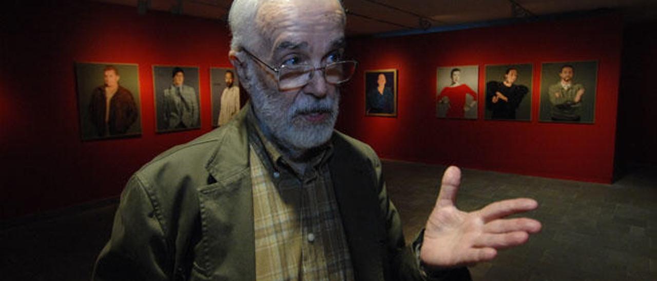 Juan de León y Castillo cobra vida en un retrato de Alejandro Reino