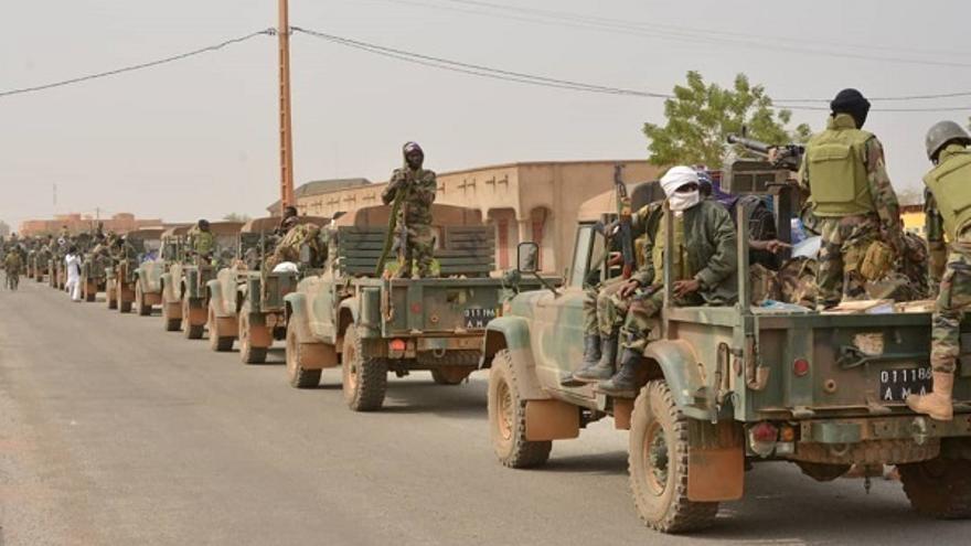 Un ataque a una caravana del Ejército de Malí deja al menos nueve militares fallecidos