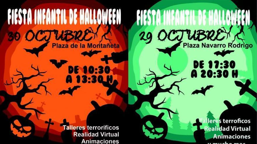 Fiestas de Halloween para dinamizar las compras en Alicante y talleres de cocina online con calabazas