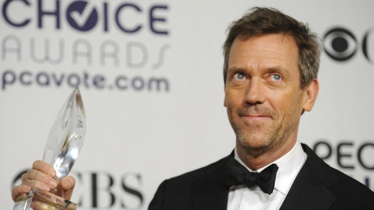 Hugh Laurie en una imagen de archivo.