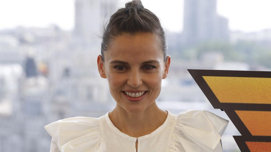 """Elena Anaya, de 'Wonder Woman': """"No es una cinta de niñas sino para la humanidad"""""""