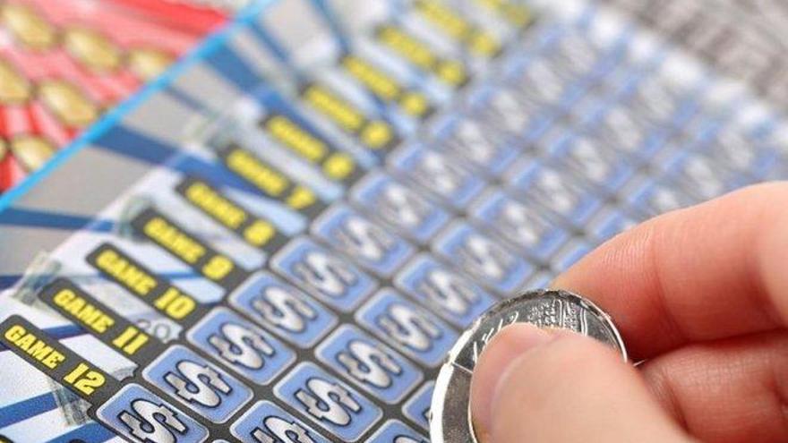 Gana la lotería jugando los números con los que había soñado