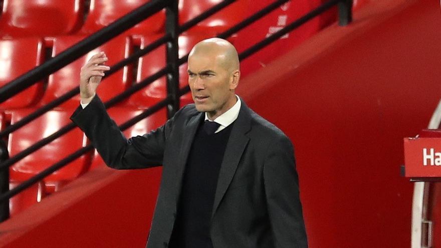Zidane deixarà el Madrid en acabar la temporada, segons Telemadrid