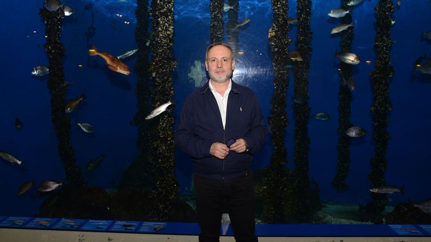 Fallece Paco Franco, director técnico del Aquarium Finisterrae de A Coruña
