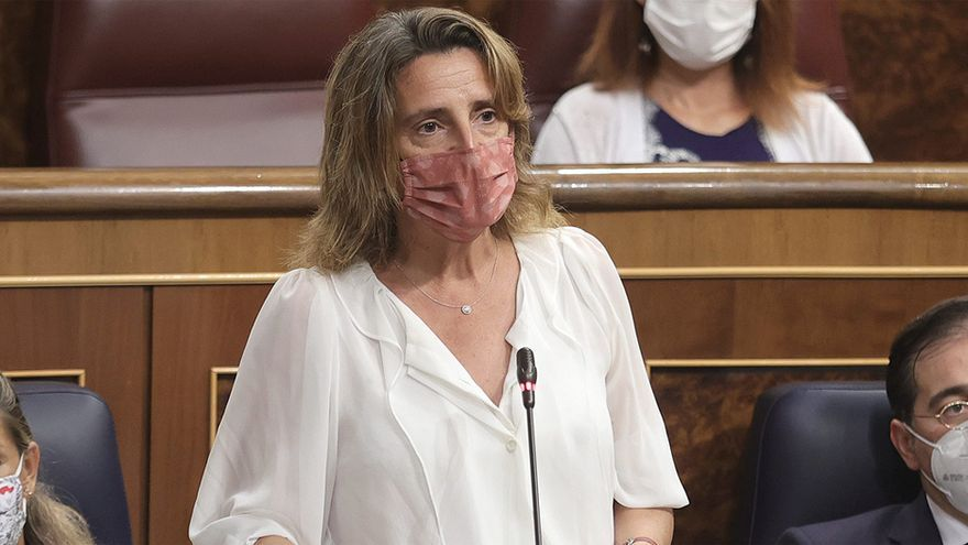 Teresa Ribera anuncia 20 millones de euros para compensar los ataques de lobo