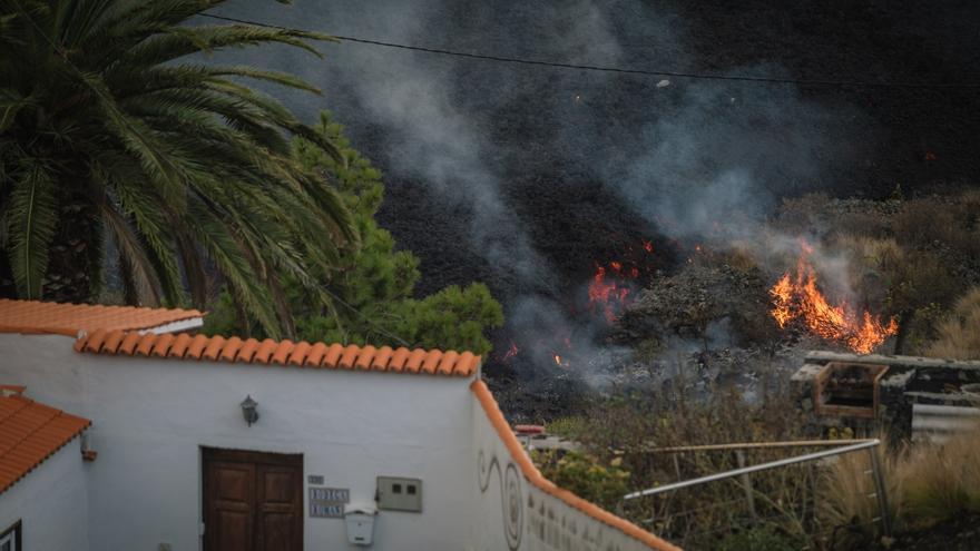 Canarias comprará viviendas vacías para los desplazados por el volcán de La Palma