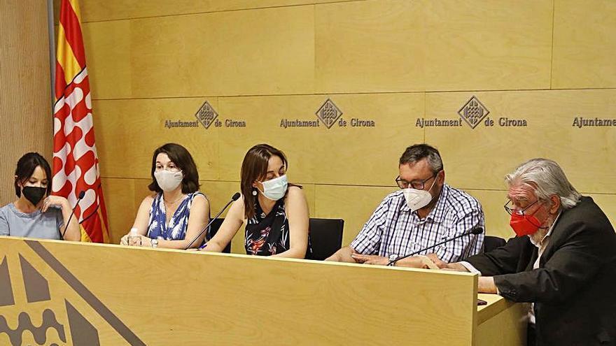 El PSC de Girona posa un ultimàtum al govern local per pactar els pressupostos