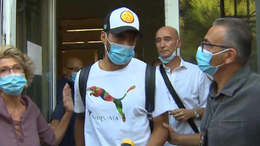 """La fiscalía dice que la prueba para la nacionalidad italiana de Suárez fue """"una farsa"""""""