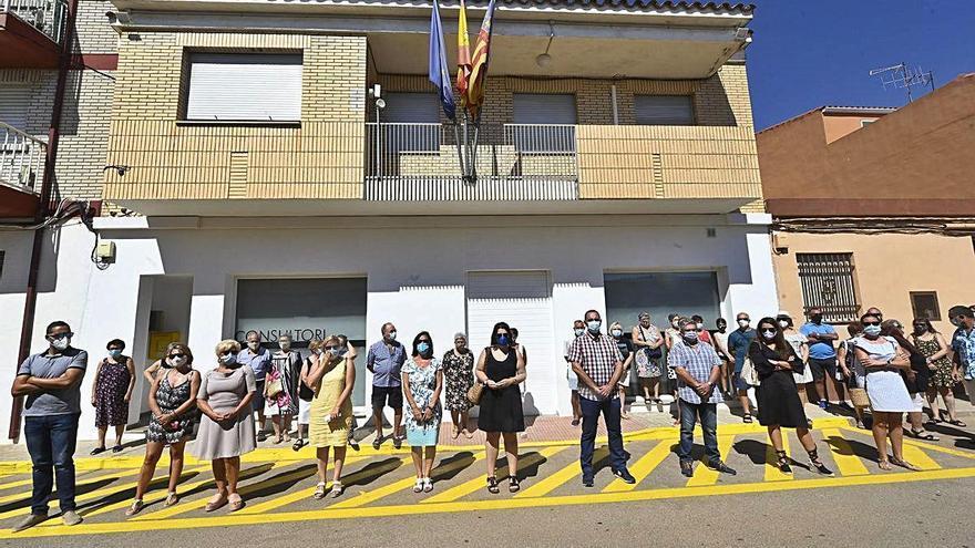 Investigan si el parricida de Cabanes sufrió un brote psicótico