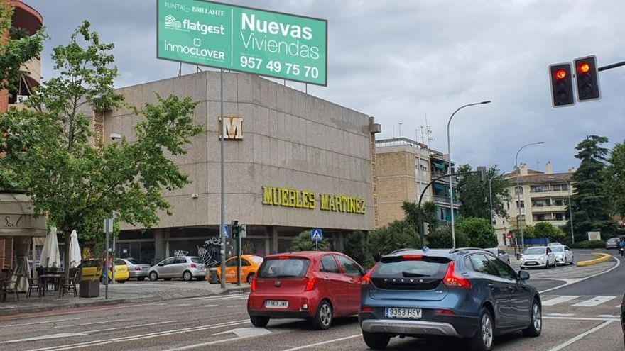 El antiguo edificio de Muebles Martínez será un bloque de viviendas