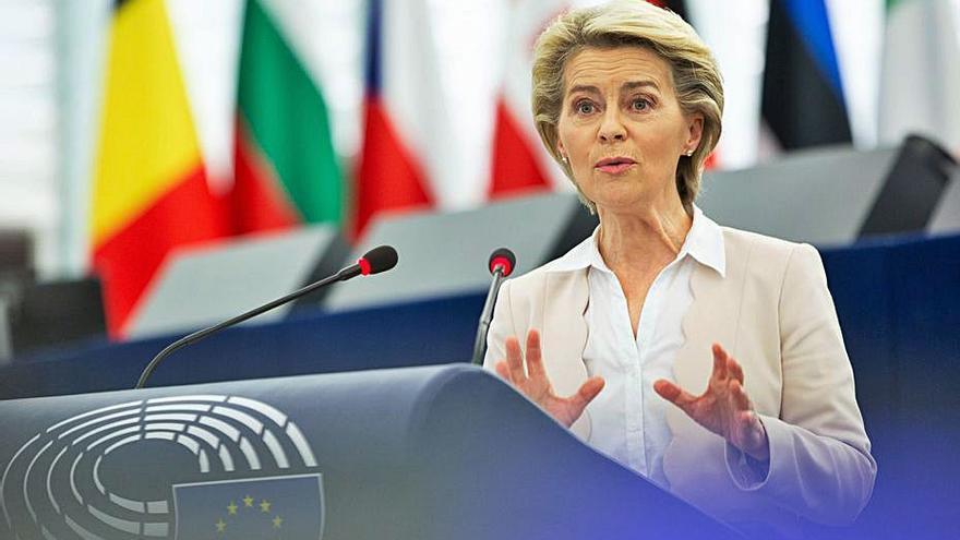 La UE aprovarà la propera setmana els primers plans nacionals de recuperació