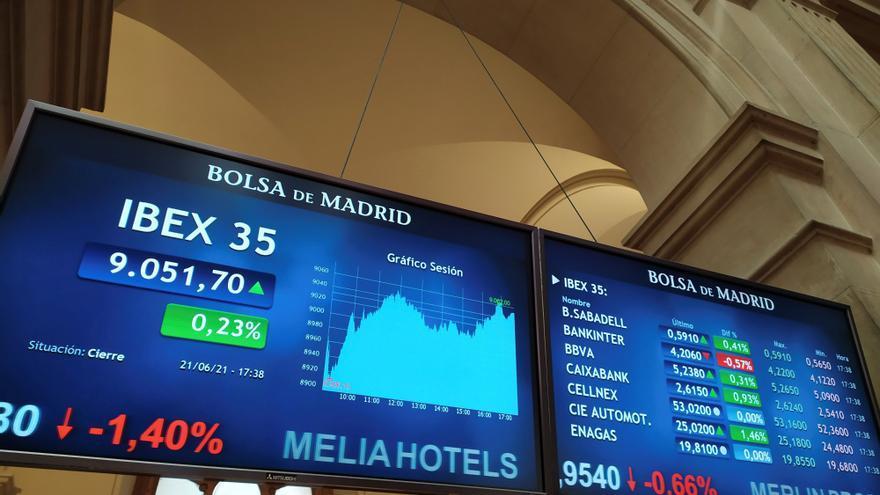 El Ibex 35 sube un 0,15% en la apertura tras el rebote de Wall Street y Asia