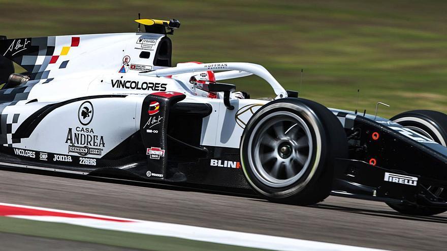 Campos Racing inicia este fin de semana su 15.ª temporada en Fórmula 2