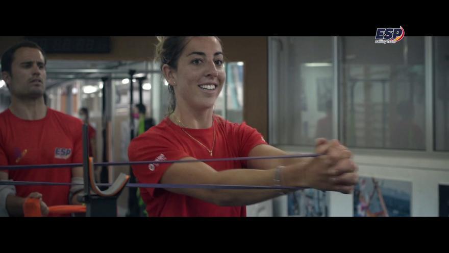 Así es Paula Barceló, la mallorquina que competirá en vela en los Juegos Olímpicos de Tokio