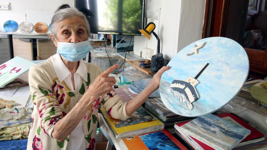 Quimeta Serra reclama el seu llegat