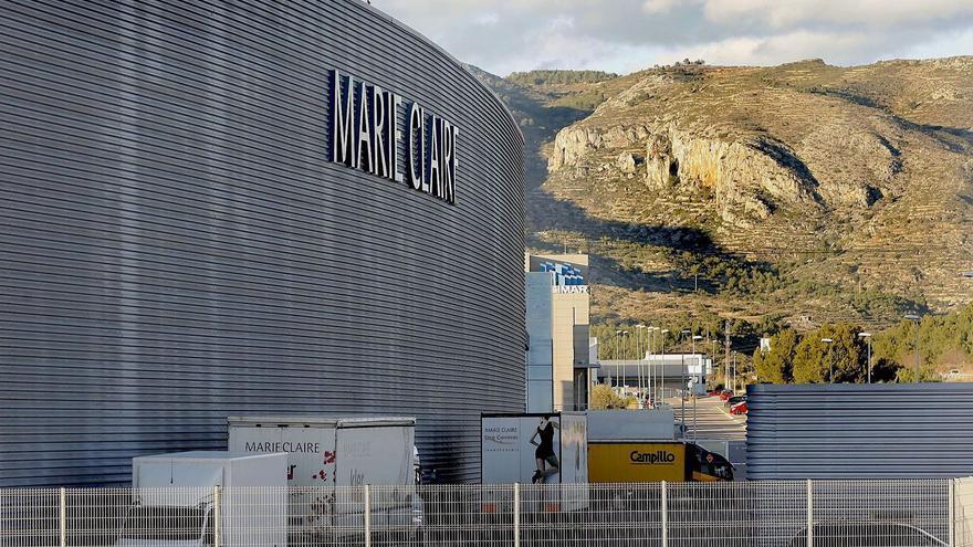 Marie Claire cierra su centro logístico de Borriol y concentra todos los procesos en Vilafranca