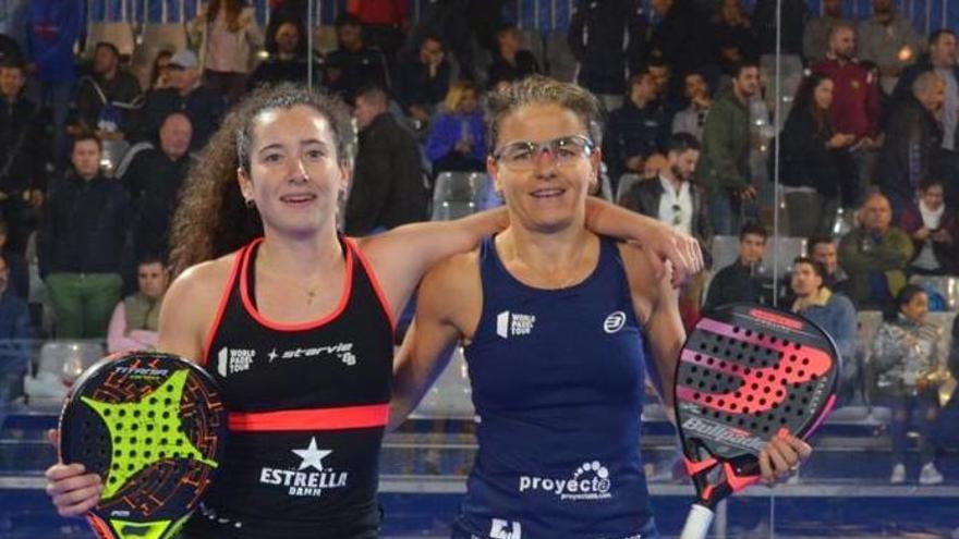 Araceli Martínez, a las semifinales del San Javier Challenger