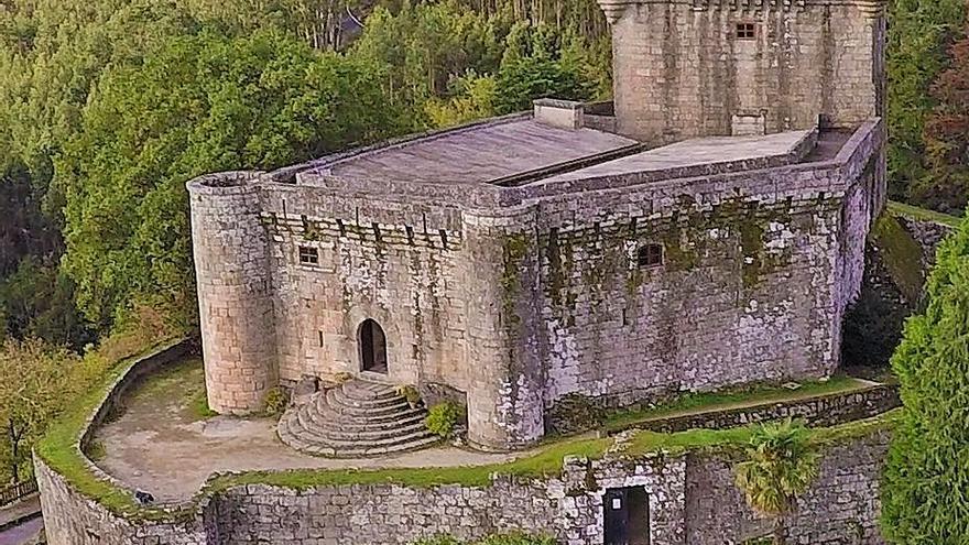 La Diputación adjudica por 300.000 euros la musealización del castillo de Sobroso