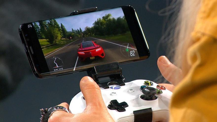 El juego en la nube de Xbox llega a móviles Apple y comienza a impulsarse por Series X
