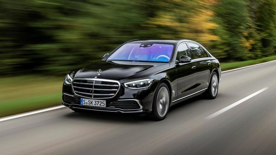 Nuevo Mercedes-Benz Clase S 2021: Todas las novedades y precios para España